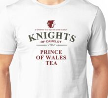 KNIGHTS Of Camelot Tea Unisex T-Shirt