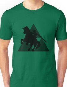 Silhouette of a Legend Unisex T-Shirt