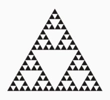 Sierpinski Triangle by cadellin