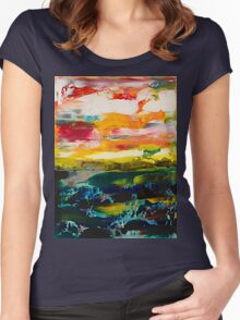 Return to Innocence Women's Fitted Scoop T-Shirt