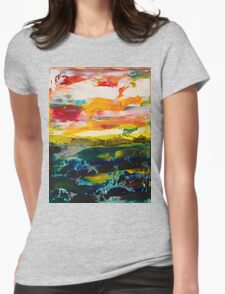 Return to Innocence Womens Fitted T-Shirt