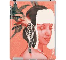 Fancy Feathers iPad Case/Skin