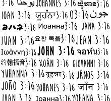 John 3:16 by buckwild