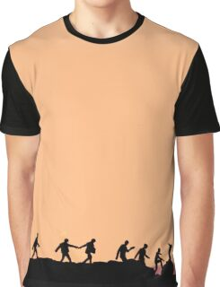 BTS - RUN Graphic T-Shirt