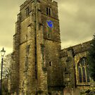 All Saints Maidstone (HDR) by larry flewers