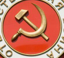Russian award Sticker