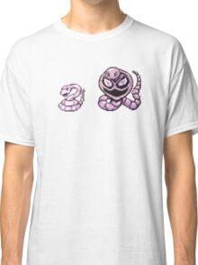 Ekans evolution  Classic T-Shirt