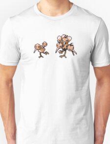 Doduo evolutions T-Shirt