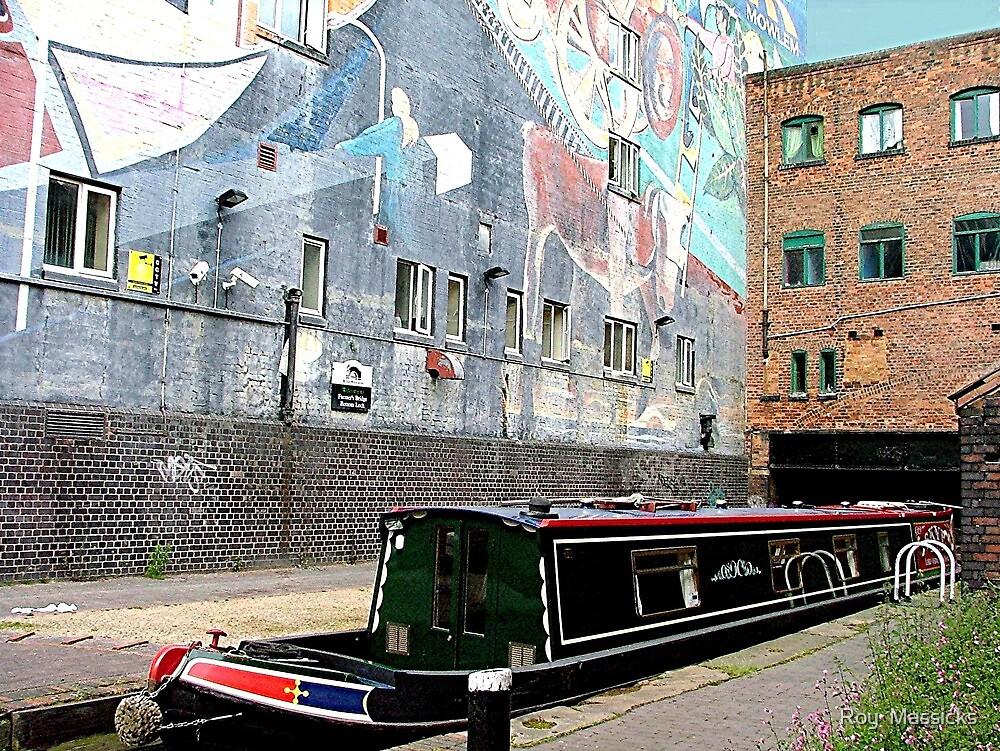 Into Birmingham thru the back door.......! by Roy  Massicks