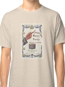 Pipe tobacco ad circa 1949 Classic T-Shirt