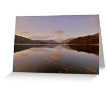 The Lake District: Grasmere Symmertry Greeting Card