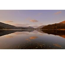 The Lake District: Grasmere Symmertry Photographic Print