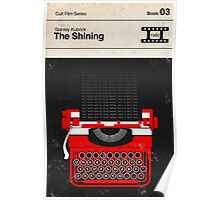 The Shining Modernist Book Cover Series  Poster