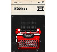 The Shining Modernist Book Cover Series  Photographic Print