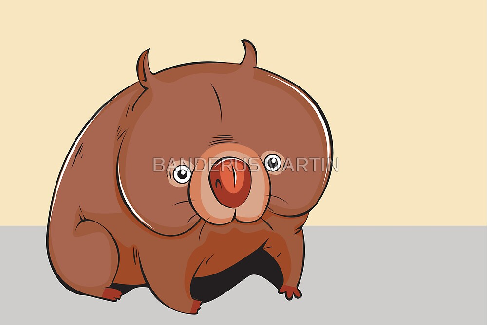 Cute animal by Honeyboy Martin