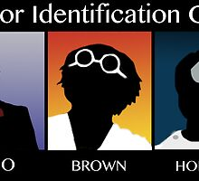 Doctor Identification Chart by artgirl247