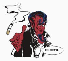 Meet Joe Satan by Gonzo-Dog