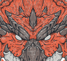 Hunting Club: Rathalos Sticker