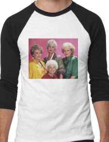 Classic Golden Girls Men's Baseball ¾ T-Shirt