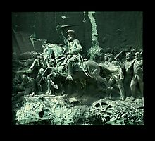 General William Haines Lytle at the Battle of Chickamauga Photographic Print