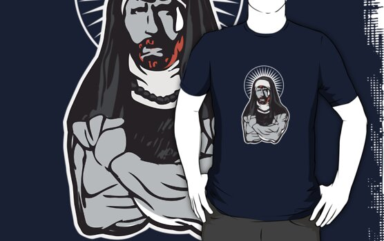 Nun Chuck by TragicHero