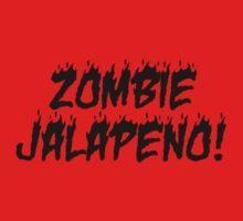 Zombie Jalapeno! by mirjenmom