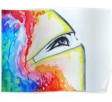 Niqab Poster