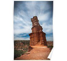 Lighthouse Peak Poster