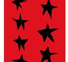 Black Stars by brett66