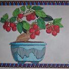 Bonsai Tree: Crabapple by Susan Genge