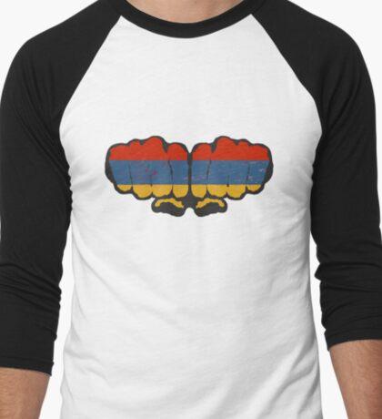 Armenia! Men's Baseball ¾ T-Shirt