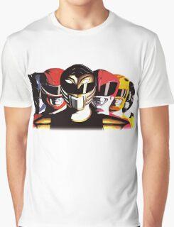 Mighty Morphin Power Rangers Graphic T-Shirt