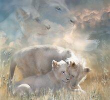 Spirits Of Innocence by Carol  Cavalaris