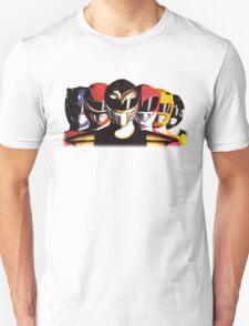 Mighty Morphin Power Rangers T-Shirt