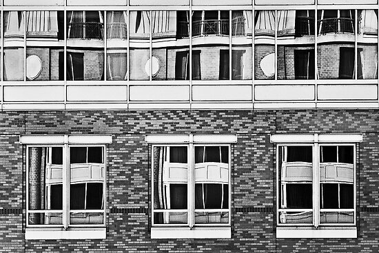 Three Windows by cclaude