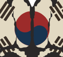 South Korea! Sticker
