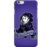 Call the Dungon Master iPhone Case/Skin