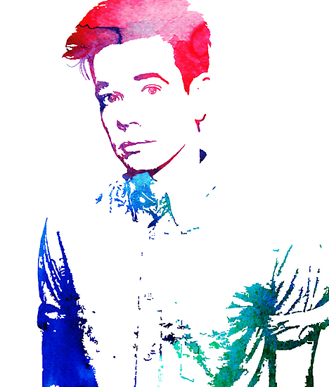 nate ruess by cocosuspenders