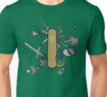 Hyrulian Army Knife Unisex T-Shirt