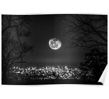 Luna Illumination Poster
