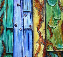 Rusty Nails by Picatso