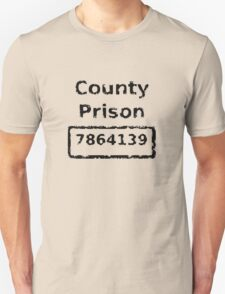 County Prison 7864139 T-Shirt
