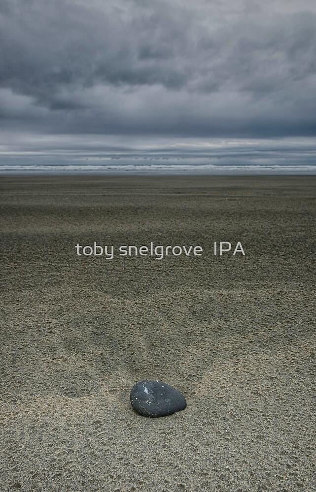 Pebble on the Beach by toby snelgrove  IPA