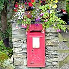Beatrix Potters letterbox  by TimeMachine
