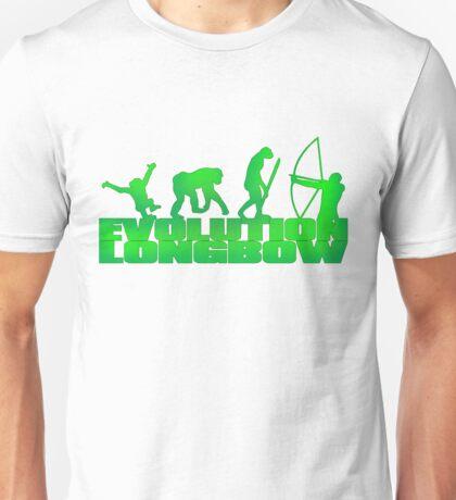 EVOLUTION LONGBOW Unisex T-Shirt