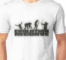 EVOLUTION RECURVE Unisex T-Shirt