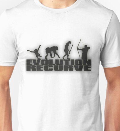 EVOLUTION RECURVE Unisex T-Shirt