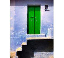 The Doors of Wisdom  Photographic Print