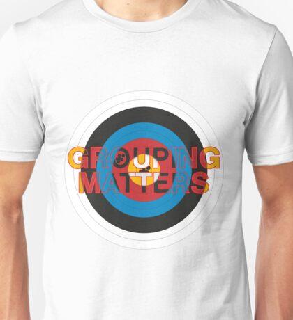 GROUPING MATTERS Unisex T-Shirt