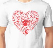 Music Love Unisex T-Shirt